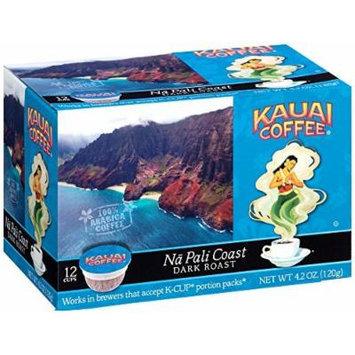 Kauai Coffee Na Pali Coast Single-Serve Cups, 72 Count