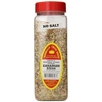 Marshalls Creek Spices Seasoning, Canadian Steak, XL Size, 22 Ounce