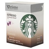 Starbucks® VerismoTM Pods Variety 60-pack (Expresso Roast, Milk, Pike Place Roast, Veranda Blend, House Blend)