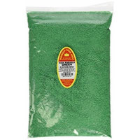 Marshalls Creek Spices Family Size Refill Non Pariels Green, 40 Ounce