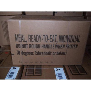 MRE MEALS MILITARY Case A READY TO EAT INSP 4/2016 Fresh! Meals 1-12 FACTORY SEALED