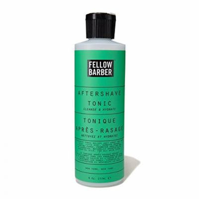 FELLOW BARBER AFTERSHAVE TONIC, 8 oz