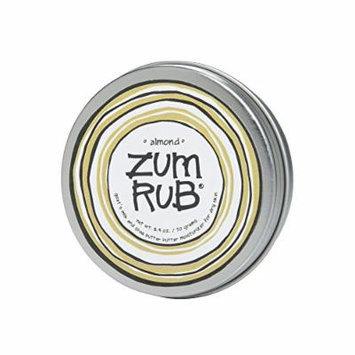 Zum Rub Body Moisturizer Almond -- 2.5 oz