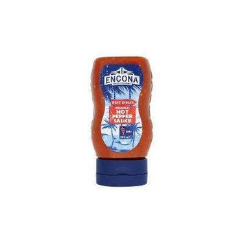 Encona West Indian Original Hot Pepper Sauce 285ML
