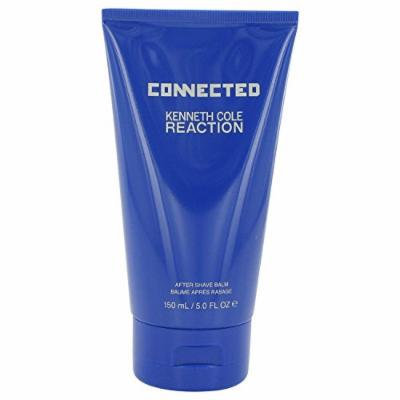 Kenneth Cole Reaction Connected After Shave Balm for Men, 5 Ounce