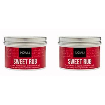 NoMU Sweet Rub 2 Pack