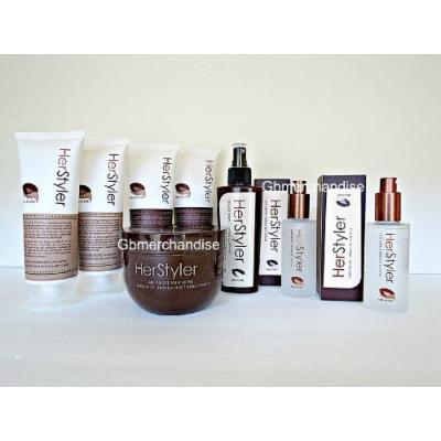 Herstyler Hair Products 2 Shampoo 2 Conditioner Serum Mask Spray