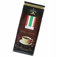Suzuki Premium Italian Espresso Vienna Roasted Whole Coffee Beans, 7 oz