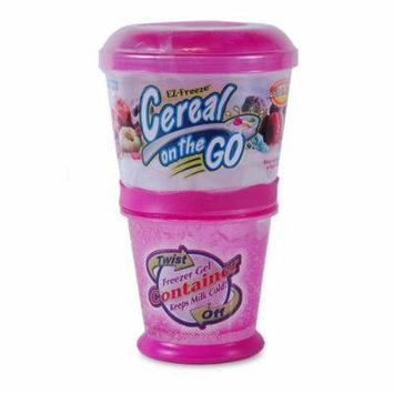 EZ-Freeze Cereal on the Go (Pink)