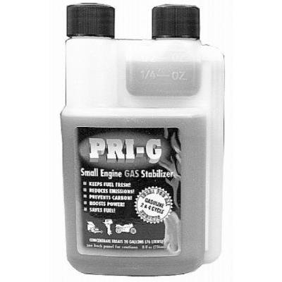 Small Engine Pri-g Gasoline Treatment 8 Oz Bottle