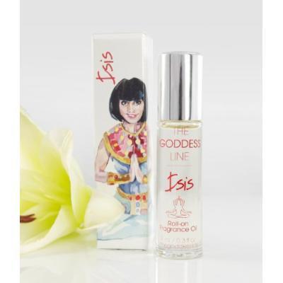 Isis Fragrance - Goddess of Rebirth, Fertility, and Magic 0.33 oz Perfume Roll-On