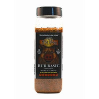 JB's Fat Boy Basic Rub, 24 oz