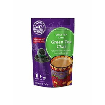 Big Train Green Tea Chai, 12-Ounce Bags (Pack of 3)
