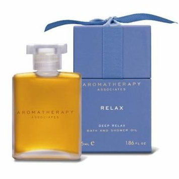 Aromatherapy Associates Relax Deep Relax Bath and Shower Oil 1.86oz, 55ml