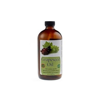 100% cold pressed Grapeseed Oil 16oz