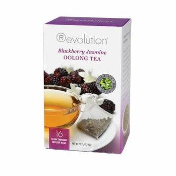 Revolution - Blackberry Jasmine Oolong Tea - 16 Bag (6 Pack)