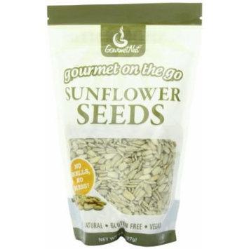 Gourmet Nut Snack Bag, Sunflower Seeds, 8 Ounce