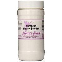 Faeries Finest Flavor Powder, Pumpkin, 11.20 Ounce