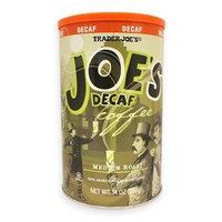 Trader Joe's Joe's DECAF Medium Roast 14 oz. (Pack of 2)