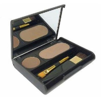 Joan Rivers On-the-go Great Hair Day & Great Brow Day Compact (Light Blonde)
