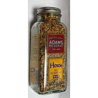 Adams Reserve House Rub, All Purpose 6.91 Oz (Pack of 2)