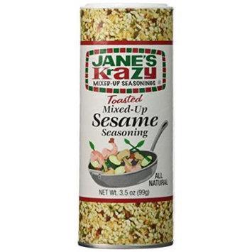 Jane's Krazy Sesame Seasoning - 3.5 oz