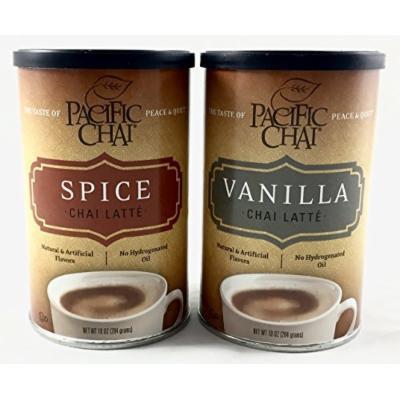 Pacific Chai 2-pack (Vanilla & Spice)