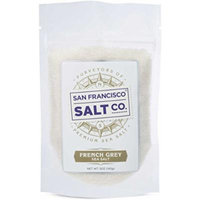 French Grey Sea Salt, pure & natural sea salt from France (5oz Pouch)