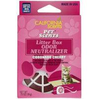 California Scents Pet Scents Litter Box Odor Neutralizer ,Coronado Cherry, 0.7 Ounce
