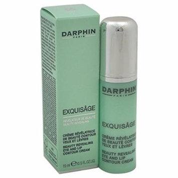 Darphin Exquisage Beauty Revealing Eye & Lip Contour Cream for Women, 0.5 Ounce