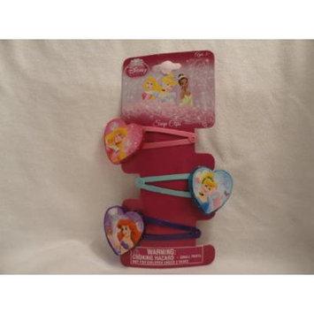 Disney, Princess Snap Clips (1 Sleeping Beauty, 1 Cinderella, 1 Little Mermaid)