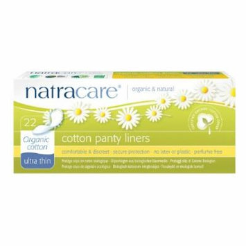 Natracare - Organic Panty Liners - 22 ea