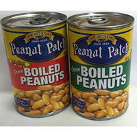 Peanut Patch Green Boiled Peanuts and Cajun Green Boiled Peanuts and 1 Each -13.5 Floz. Cans