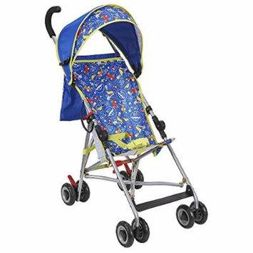 Babies R Us Lightweight Stroller - Trucks and Diggers