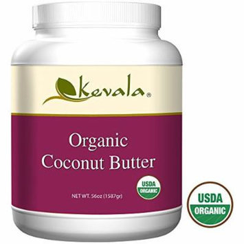 Kevala Organic Coconut Butter 3.5 Lbs (56oz)
