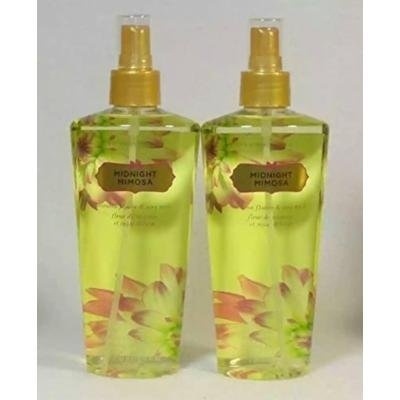 Victoria's Secret Garden Midnight Mimosa Body Spray Gift Set (2 Sprays)