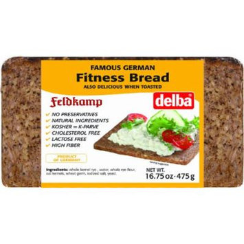 Feldkamp Fitness Bread , 16.75-Ounce Vacuum Packs (Pack of 12)