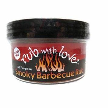 Tom Douglas Rub With Love Smoky Barbecue Rub 3.5oz (Pack of 2)