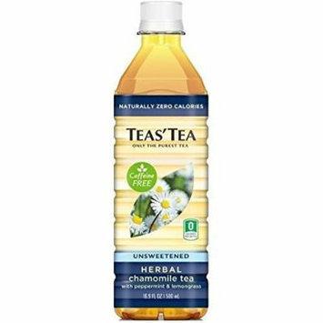 Teas Tea Chamomile Herbal Tea, 16.9 Fluid Ounce -- 12 per case.