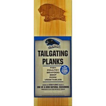 Chef Locke Eastern Illinois University TailGating BBQ Plank