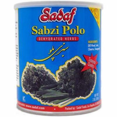 Sadaf Sabzi-Polow Herb Mixture, 2 Ounce Can