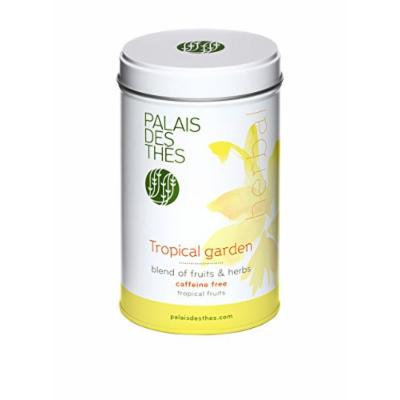 Palais des Thés Tropical Garden Herbal Tea, 5.3oz Metal Tin