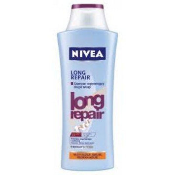 Nivea of Germany- Long Repair Shampoo 250 ml-Imported-Now SHIPPING from USA
