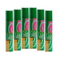 Skin Musk Body Spray- 6 Pack