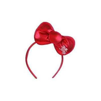 Hello Kitty Adult Big Ribbon Headband