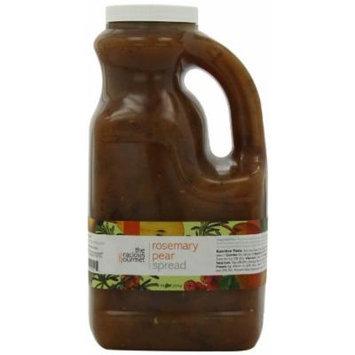The Gracious Gourmet Rosemary Pear Spread, 76-Ounce
