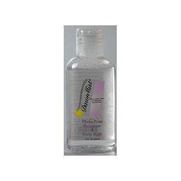 Dawn Mist Rinse-Free Shampoo and Body Bath (2- 8 oz Bottles)