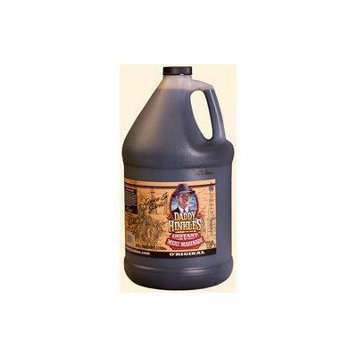 Daddy Hinkle's - Daddy Hinkle's Gallon Jug Liquid Marinade
