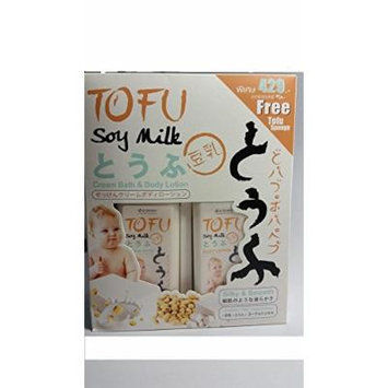 Tofu Soy Milk Cream Bath & Body Lotion