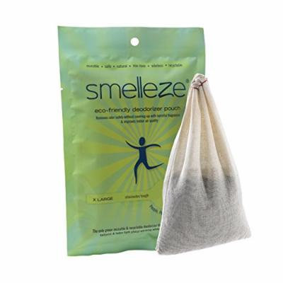 IMTEK Environmental 61001 Smelleze Reusable Book and Antique Odor Removal Pouch - X Large